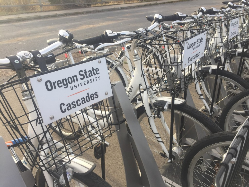 OSU Bikeshare photo
