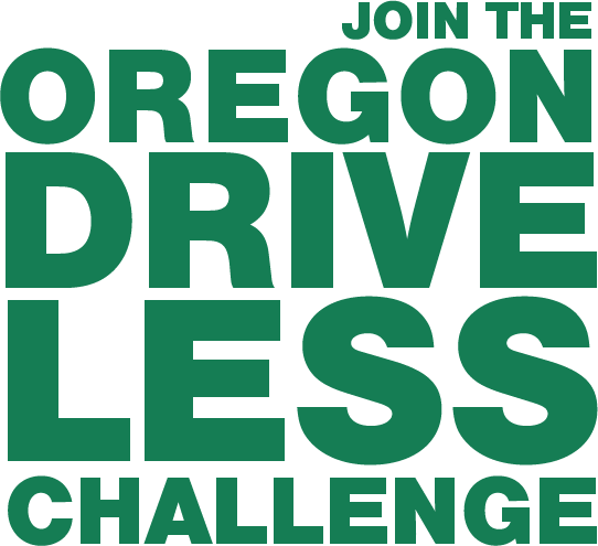 Fifth Annual Oregon Drive Less Challenge