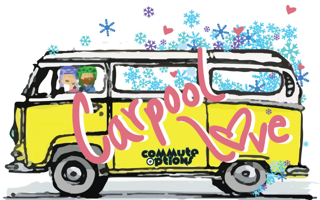 Spread the Carpool Love From February 1-15!