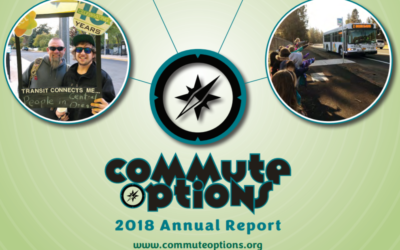 Commute Options Annual Report 2018