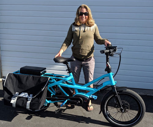 This Super Commuter is Energized With a New E-Bike