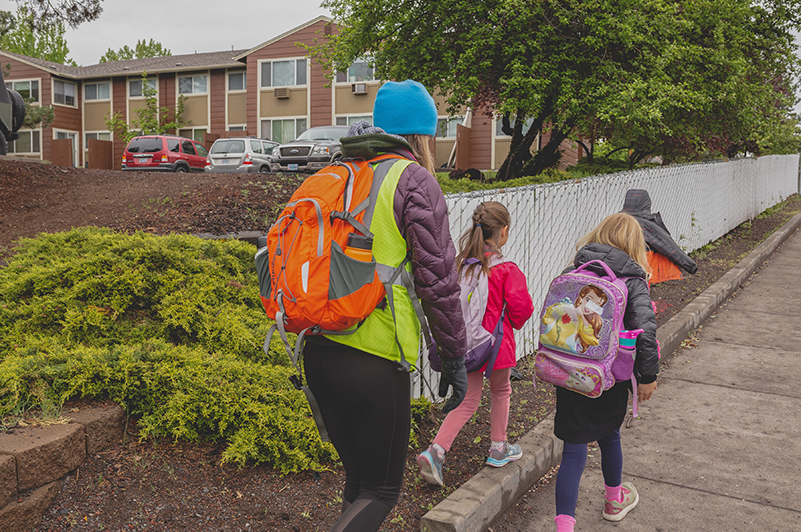 Walk and Roll to School Week, Sept 30th -Oct 4th