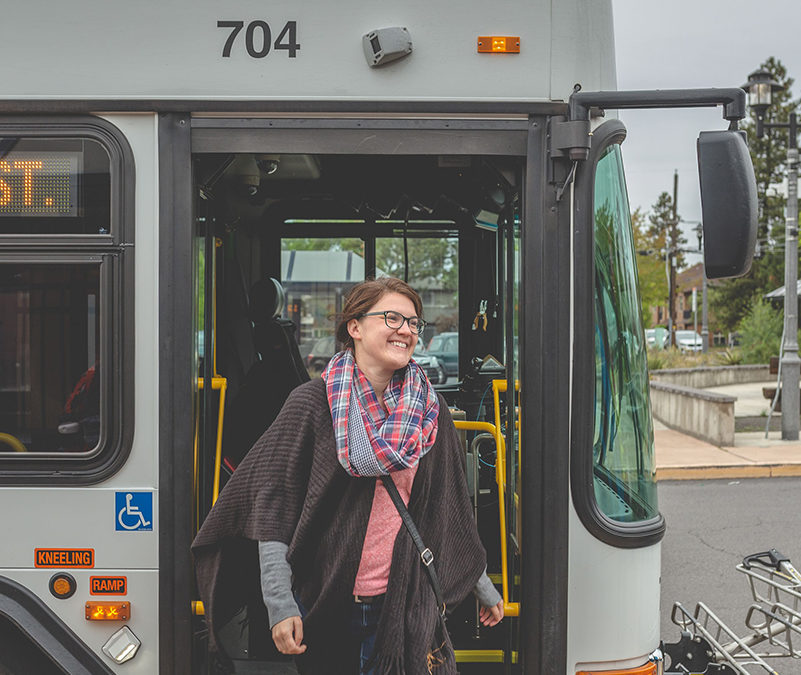Buses are a solution to Central Oregon traffic