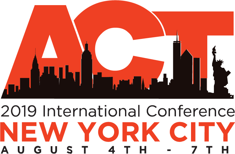 Image result for act 2019 international conference logo