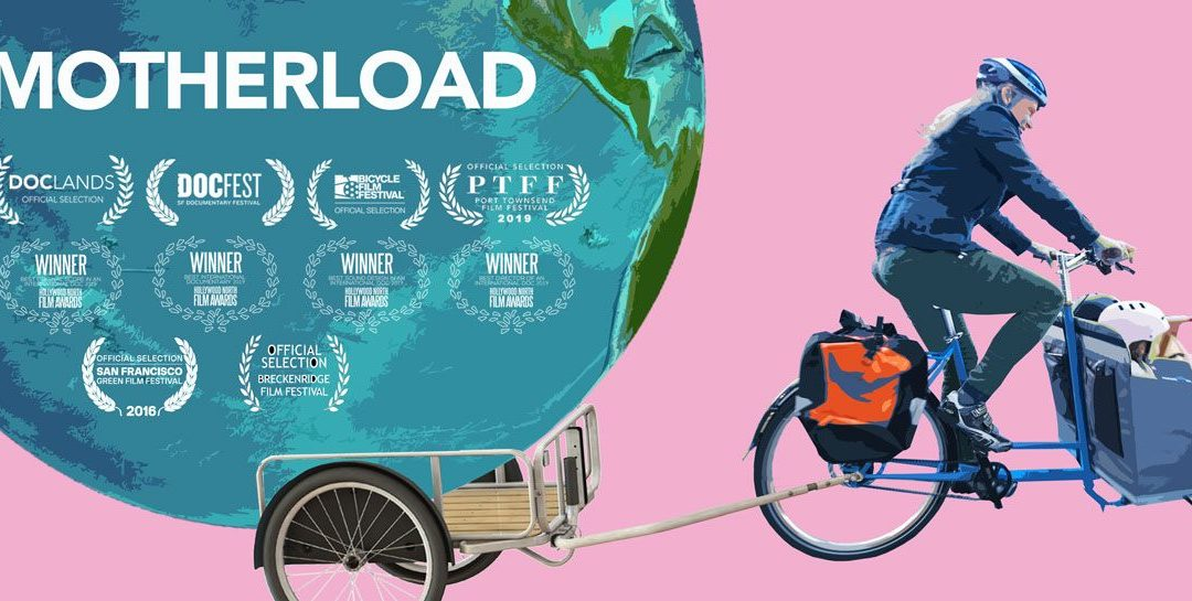 Bike/family community building movie: MOTHERLOAD