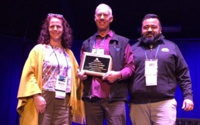 Award winners from the Oregon Public Transportation Conference 2019
