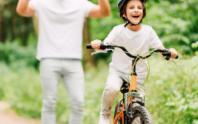 Practice that bike ride on calmer streets