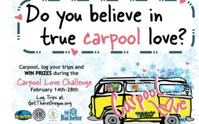 Carpool Love winners. You spread the love!